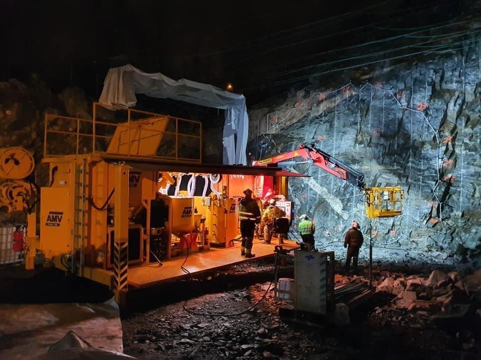 Vanntetting av tunneler kan gjøres raskere, billigere og tryggere