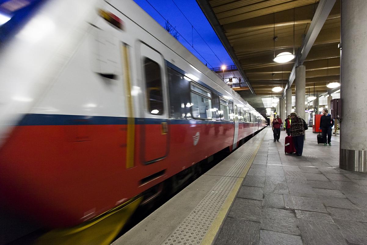Norge er med på europeisk initiativ om utvikling av internasjonale togtilbud