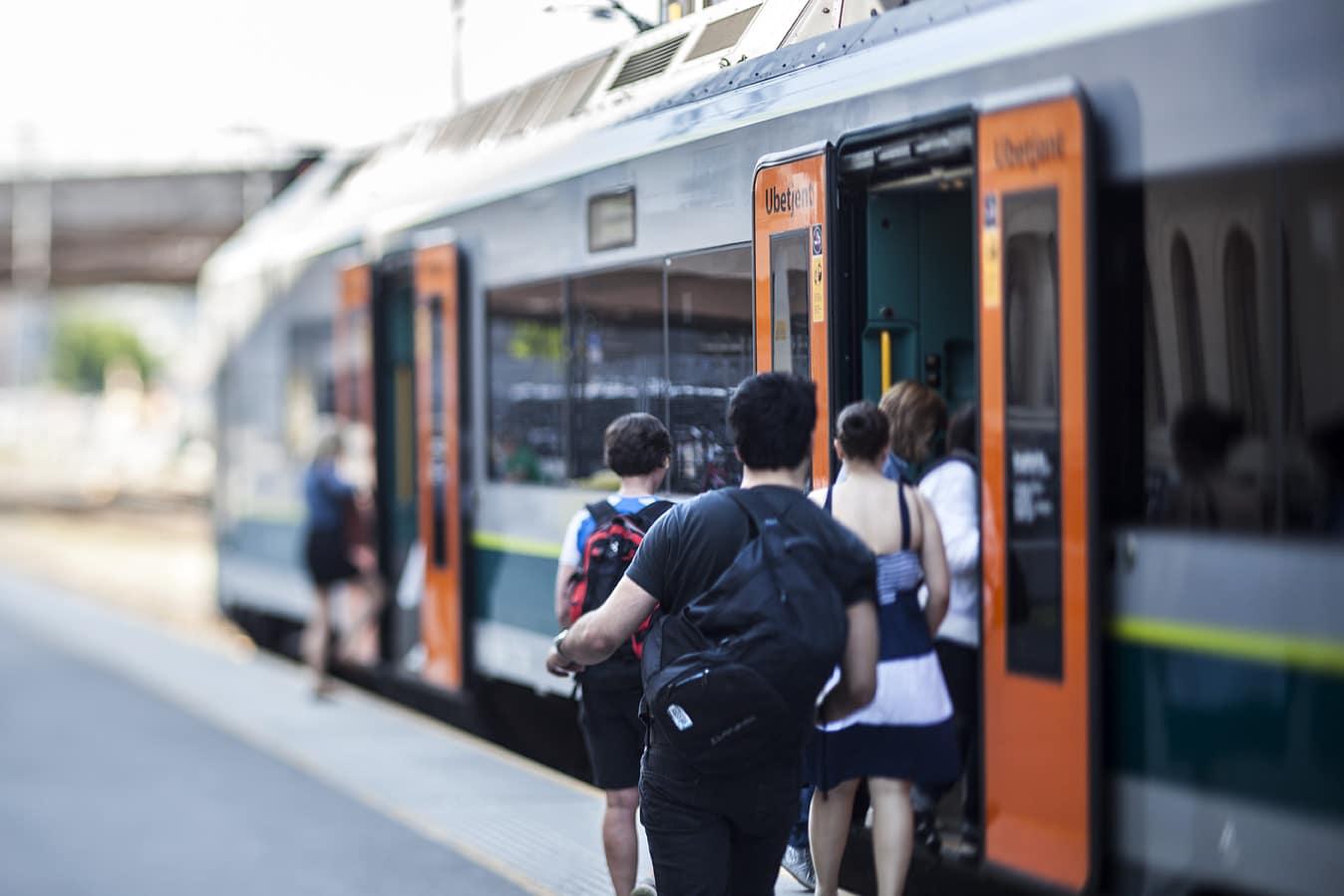 Foreslår ytterlegare 1 milliard kroner til togselskapa for å sikre rutetilbod
