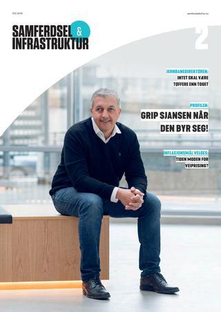 Samferdsel & Infrastruktur 02 utgave 2019
