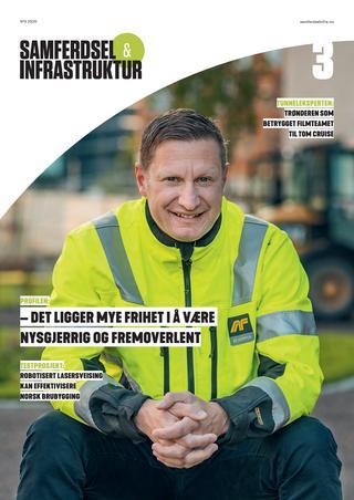 Samferdsel & Infrastruktur 03.utgave 2020