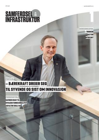 Samferdsel & Infrastruktur 01.utgave