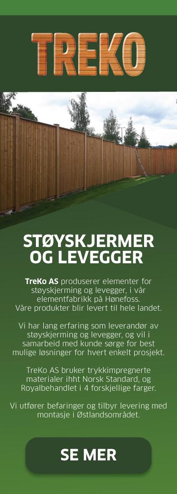 Treko Skyskraper Banner
